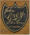John Grey badge pre-war shield
